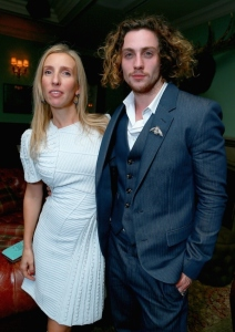 Director Sam Taylor and Actor Aaron Johnson have a 23 year age gap in their relationship